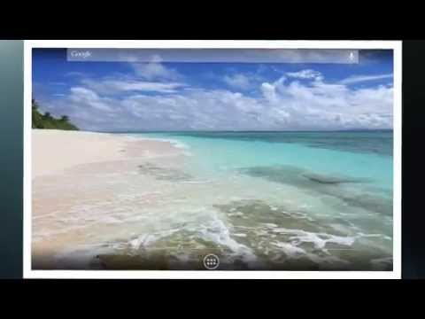 Video of Beach Waves Live WallPaper