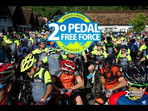 2º PEDAL FREE FORCE - VÍDEO OFICIAL