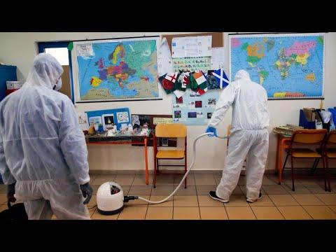 Griechenland: Alle Schulen, Kindergärten und Universitäten werden geschlossen