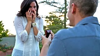 Video Wedding Proposal that will Leave You Breathless MP3, 3GP, MP4, WEBM, AVI, FLV Agustus 2018