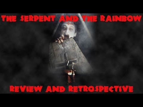 The Serpent And The Rainbow(1988) Movie Review & Retrospective