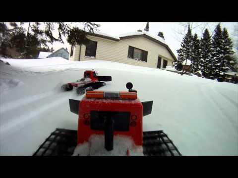 Kyosho Blizzard SR (Deep Snow Fun)
