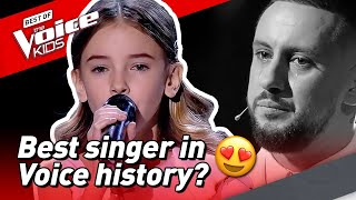 Video 10-Year-Old brings COACH TO TEARS in The Voice Kids MP3, 3GP, MP4, WEBM, AVI, FLV April 2019