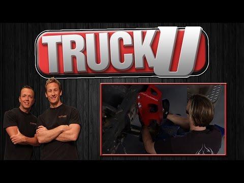 Ford Super Duty Adjustable Airbag Installation Part 1 | TruckU | Season 6 | Episode 4