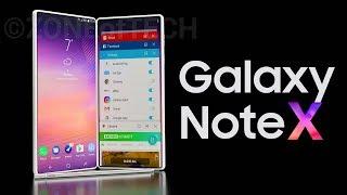 The Samsung Galaxy NOTE X!