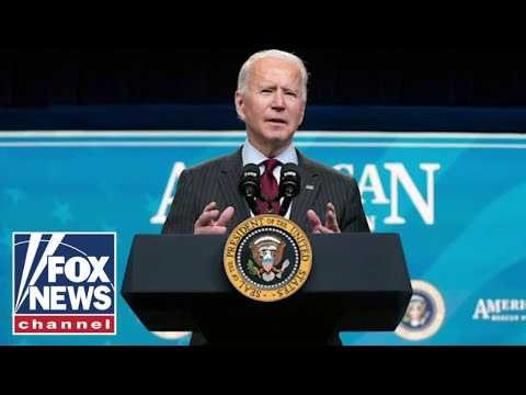 'The Five' question why Biden has yet to do a solo press conference
