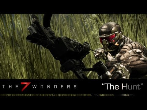 "The 7 Wonders of Crysis 3 - Episode 2: ""The Hunt"""
