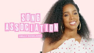 Kelly Rowland Sings Aretha Franklin, Destiny's Child, and More in a Game of Song Association | ELLE