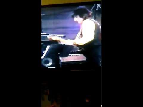Ron Wood en el Luna Park por Fabio Seven days