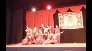 Exhibiciones Festival de Navidad 2015   Tai chi & Kung fu. Gala benefica