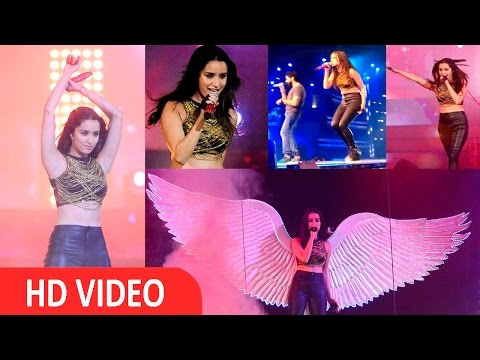 Xclusive video: Shraddha Kapoor | New Rocker in the Town | Rock on 2 | Live Performance | On Music Launch