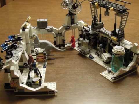 Vidéo LEGO Star Wars 7879 : Hoth Echo Base