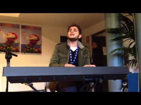 Si canta con Renzo Rubino