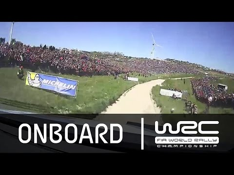 Vídeo on-board SS16 Fafe Dani Sordo WRC Rallye de Portugal 2015