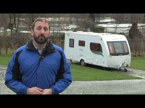 Practical Caravan reviews the Lunar Lexon 470