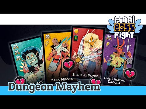 Video thumbnail for Dungeon Mayhem – Tabletop Simulator