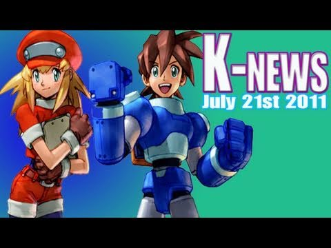 preview-NEWS: Capcom blames fans for Legends 3, Inafune apologizes & new Starfox 3D release date! (Kwings)