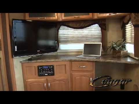 Keystone RV thumbnail for Video: Interior - Video Tour of New Keystone Cougar loaded with comforts and extra features
