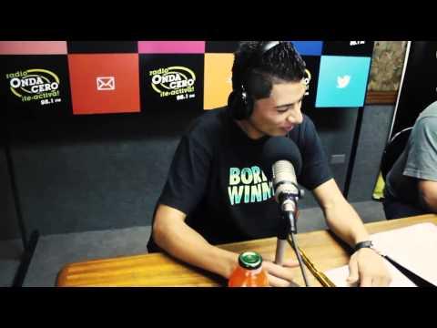 Gran Final: Buscando al nuevo locutor de Onda Cero - Entrevista con Alex El León