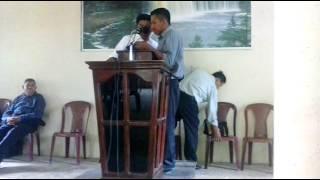 Sala Evangelica Sana Doctrina Himno Vagaba Yo En O