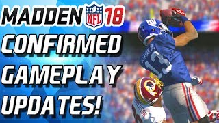 Madden 18 Gameplay Improvements. All things have been confirmed by ea dudesINSTAGRAM - https://www.instagram.com/cullenburgerytTWITTER -  http://www.twitter.com/cullenburgarBusiness Contact: CULLENBURGERYT@Gmail.comTWITCH - http://www.twitch.tv/cullenburgerMadden 18,Madden 18 Gameplay,Madden 18 News,Madden NFL,Madden Trailer,madden 18 trailer,madden 18 ps4,madden 18 playstation 4,madden 18 xbox one,ea play 2017,madden 18 tom brady,madden 18 story mode,madden nfl 18 gameplay,madden 18 gameplay,madden nfl 18 longshot,madden nfl 18 trailer,madden 18 news,madden 18 e3,madden 18 team play,madden 18 improvements,madden 18 questions,madden 18 release date,madden 18 career mode