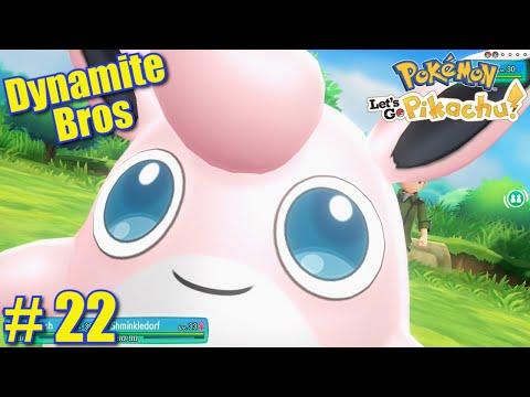 Pokemon: Let's Go, Pikachu!: Drug PSA - PART 22 - Dynamite Bros