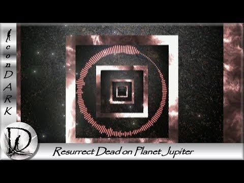 iconDARK - Resurrect Dead on Planet Jupiter - [Electronic] - [2018]