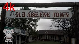 Abilene (KS) United States  City new picture : Historic Old Abilenne Town (Abilene, Kansas) in 4K