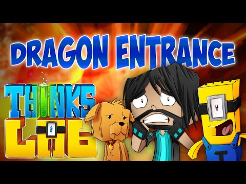 Minecraft Mods: Think's Lab - Enter The Dragon