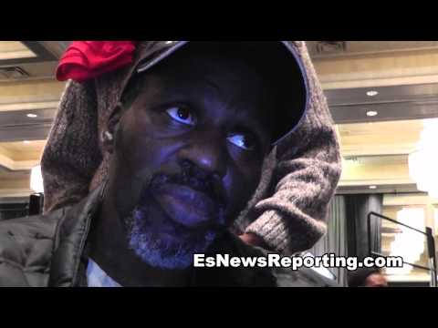 roger mayweather you dont know shit about boxing - esnews boxing