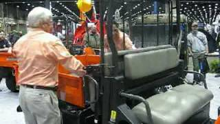 7. New Kubota RTV 140: A Seat for Two or Four