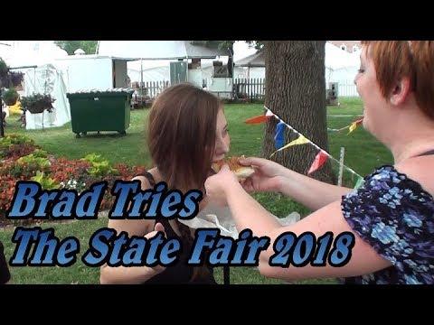 Brad Tries The State Fair 2018