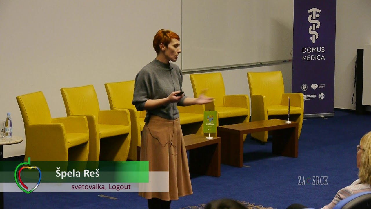 Spela Res O zasvojenosti s spletom izkušnje iz prakse programa LOGOUT