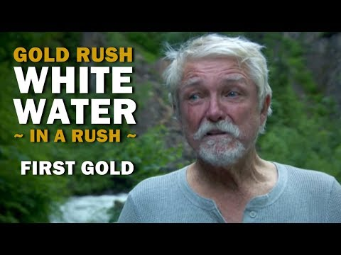 Gold Rush White Water (In a Rush) | Season 1, Episode 2 | First Gold