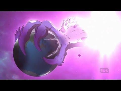 No More Earth (Sad Scene) | Final Space - Season 1 Finale