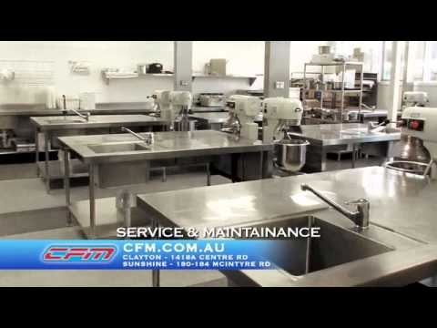 Commercial Food Machinery - Your success is our business