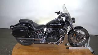 7. 2008 Yamaha Vstar 1100
