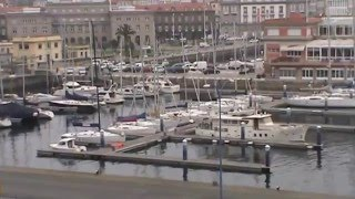 La Coruna Spain  City new picture : Cruise Destination - La Coruna, Spain