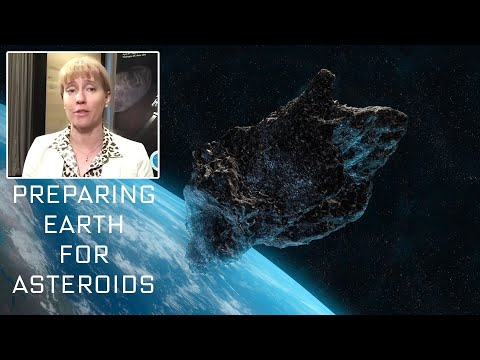 The Ways Scientists Prepare For an Asteroid Attack