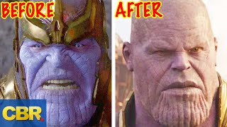 Video 10 Characters That Looked Better After Infinity War And 10 That Looked Worse MP3, 3GP, MP4, WEBM, AVI, FLV Februari 2019