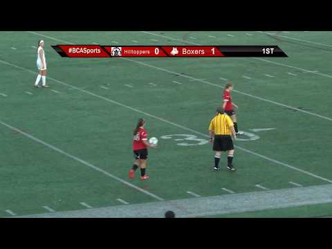 BHS Girls Soccer Vs. Durfee 9-26-17