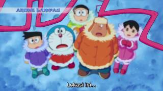 Doraemon Terbaru The Movie | Part #2 | Petualangan Di Antartic Kachi Kochi | Subtitle Indonesia