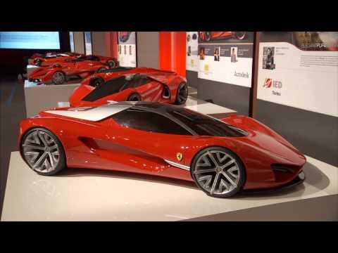 Ferrari Hibridos Superdeportivos