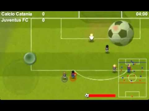 Video of Striker Soccer