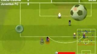 Striker Soccer YouTube video