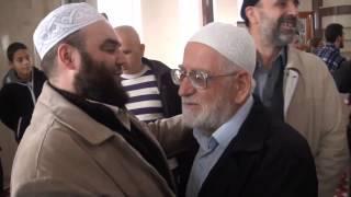Xhemati i Shkupit pret me plot dashuri Hoxhën e nderuar Fatmir Latifi