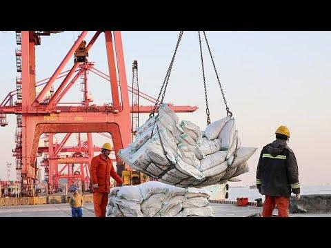 China erhebt seinerseits Strafzölle gegen USA