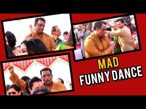 Anurag Basu's Mad Funny Dance At Saraswati Puja