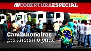 Video Caminhoneiros paralisam o País - 25/05/18 MP3, 3GP, MP4, WEBM, AVI, FLV Mei 2018