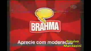 Comercial da Brahma feito especialmente para o carnaval de 2004.